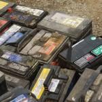 Recogida de baterias usadas Madrid